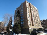 1 bdrm suite at Secord House, Util included & great incentives!