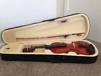 Adult size violin good condition