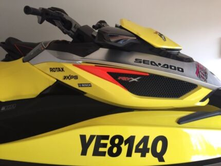 2015 as new seadoo rxtx 260AS suspension model 44hrs immaculate