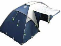 SunnCamp Stratus 8 Dome tent