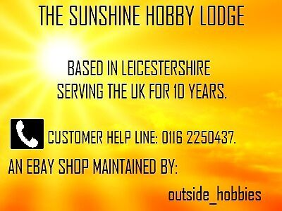 THE SUNSHINE HOBBY LODGE