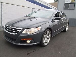 2012 Volkswagen CC - LOW KMS LEATHER SEATS