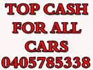 TOP CASH FOR ALL CARS UNWANTED Port Kembla Wollongong Area image 2