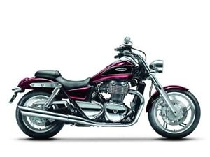 2012 Triumph Thunderbird Two-Tone