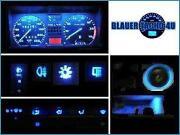 Blauer Tacho