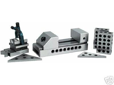 4 Piece Precision Toolmakers Set 1