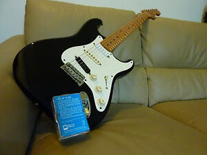 Fender Stratocaster MIM 1993 with Seymour Duncan bridge pickup