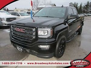 2016 GMC Sierra 1500 WORK READY ELEVATION MODEL 6 PASSENGER 5.3L