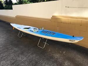 Ozflyte surf ski St Lucia Brisbane South West Preview