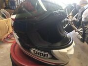 Shoei TZ-X Helmet. South Tamworth Tamworth City Preview