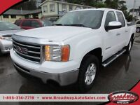 2012 GMC Sierra WORK READY SLE MODEL 6 PASSENGER 4X4.. CREW.. SH