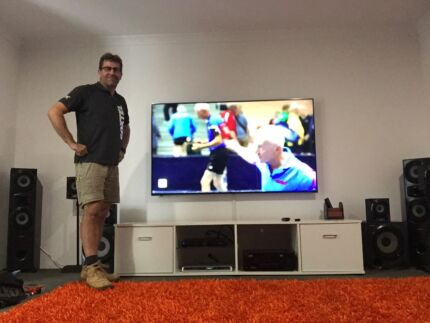TV Wall Mounting    &     TV Antennas   All Areas