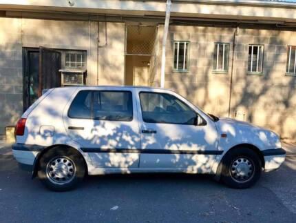 1996 Volkswagen Golf Hatchback