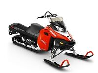 2016 Ski-Doo Summit SP ROTAX 800R E-TEC Lava Red/Black
