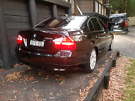 BMW 320i sapphire black Terrigal Gosford Area image 2