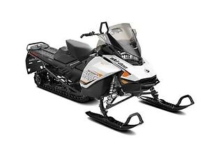 2018 Ski-Doo Renegade Backcountry Cobra 1.6 Rotax 850 E-TEC REV