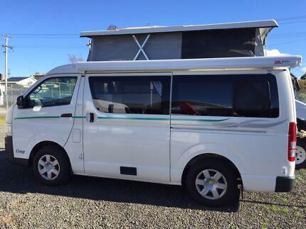 Motorhome  camper conversions