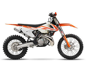 DIRT BIKE FOR SALE!!! KTM 2017 300XC