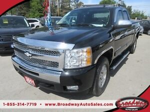 2011 Chevrolet Silverado 1500 WORK READY LT MODEL 6 PASSENGER 5.