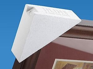 Wanted: Four Styrofoam Picture Corners