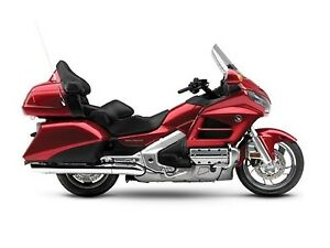 2017 Honda Gold Wing ABS Candy Red