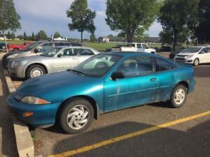 1996 Chevrolet Cavalier Coupe (2 door)