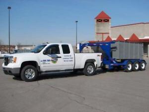 Location de conteneurs | Récupération et recyclage | Qualité et rapidité