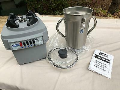 WARING 38BL19 CB-10 COMMERCIAL HEAVY DUTY 1 GALLON FOOD BLENDER - USED ONCE