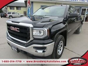 2016 GMC Sierra 1500 HARD WORKING SLE MODEL 6 PASSENGER 5.3L - V
