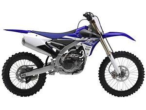 2015 Yamaha YZ450 F