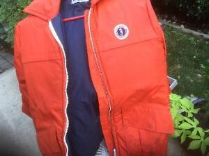 Mustang floater jackets
