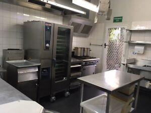 Established commercial kitchens/shop Wembley Cambridge Area Preview