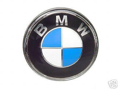 For Genuine Rear For BMW Emblem For BMW E28 E30 E36 Z3 M5 325i 528i 533i