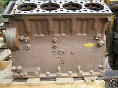 Caterpillar D336 1676 Cylinder Block Machine Shop