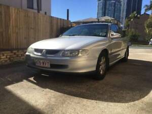 Holden Berlina Vt Commodore 1997 Southport Gold Coast City Preview