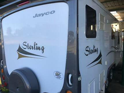 #1918 Jayco 2009 21' Air/Con, R/out awning, Separate Shw/Toilet