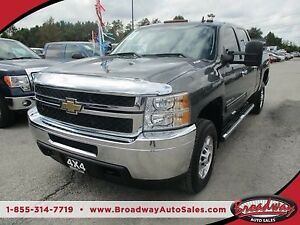 2011 Chevrolet Silverado 2500 WORK READY LT EDITION 6 PASSENGER
