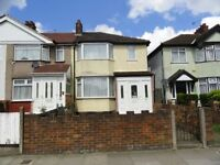 Three Bed House - 200 meters from Northolt Station (Central Line)