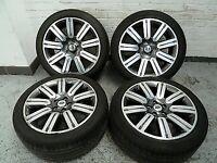20 inch alloys wheels