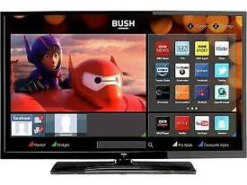 "40"" Bush Smart Wi-Fi FullHD LED TV - Delivery Available"