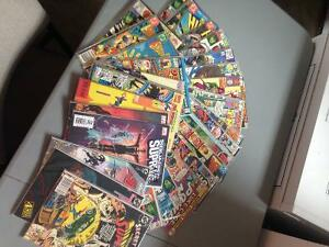 10,000 comic collection