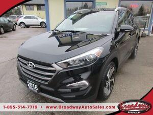 2016 Hyundai Tucson FUEL EFFICIENT LIMITED EDITION 5 PASSENGER 1