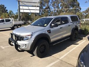 Ford ranger Maraylya The Hills District Preview