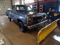 Looking for a Plow for a 92 Dodge Ram 250