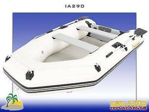 INSTOCK!!! SALE!!! Island Inflatables IA290 Airdeck with 4-stroke South Nowra Nowra-Bomaderry Preview