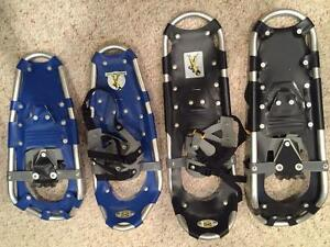 Atlas Snowshoes - 2 pairs available - Excellent condition