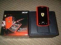 Acer Liquid E Ferrari Special Edition Mobile Smartphone