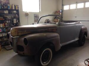 41 ford convertible