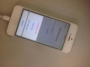 iPhone 5 - 16GB | FAULTY - SOLD AS IS Erskineville Inner Sydney Preview