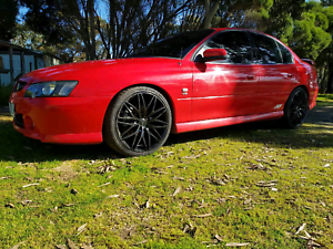 """SSW exclusive 20"""" wheels suit vy vz Geelong Geelong City Preview"""